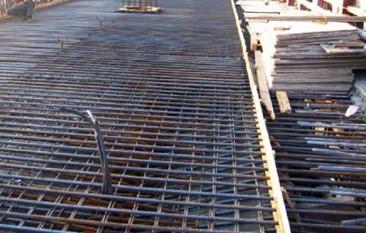 螺紋鋼施工案例