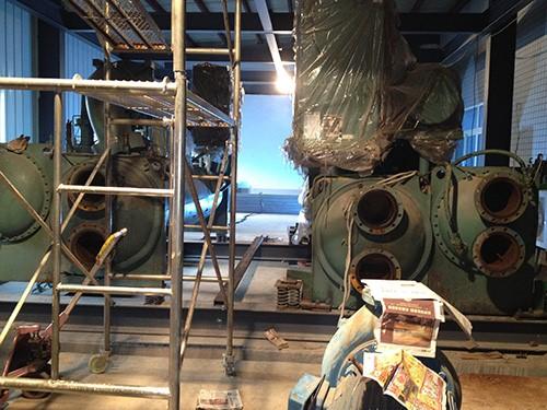 煙台機電工程