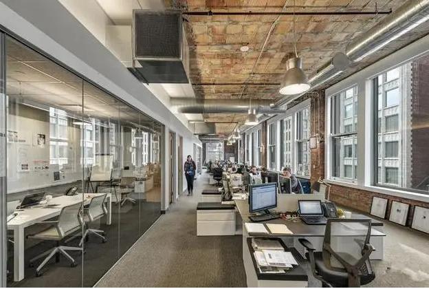 煙台辦公樓裝修設計